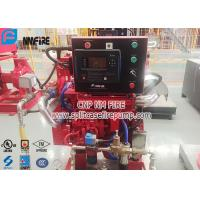 Quality 163KW 1500rpm Speed Diesel Engine For Fire Fighting Pump , NFPA20 Standard for sale