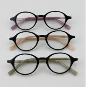 Quality Retro Acetate Round Eyeglasses Frames, Custom Handmade Acetate Optical Frames for sale