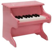 Buy Upright Mini Toy Piano , 18 Key Colorful Keyboard Instrument at wholesale prices