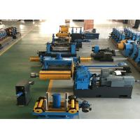 Quality 4mmx1250mm HR or CR Auto Steel Slitting Machine , Steel Thickness 0.5 - 4.0mm for sale