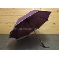 Quality Promotional Oversized Windproof Golf Umbrella That Can Withstand Wind 8 Panels for sale