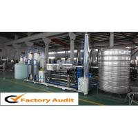 Quality 1000LPH Drinking Water Treatment Systems for sale