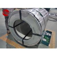 Quality Cold Rolled Galvanized Steel Sheet 0.4mm Thickness GI Steel Sheet 600mm - 1250mm Width for sale