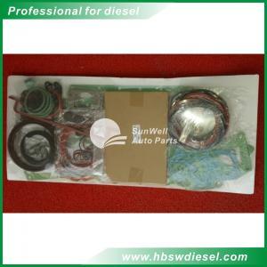 Buy Komatsu SA6D155 Upper gasket set 6128-K1-9901 Top overhaul gasket kit at wholesale prices