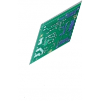 Quality 1.60mm Impedance Control Fr4 PCB Peelable Mask Surface Finishing for sale