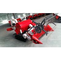 Quality 4lz-1.2 Mini Combine Harvester for Harvesting Rice, Wheat, for sale