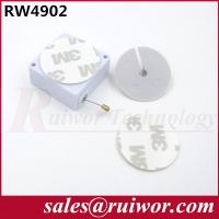 Quality Adhesive ABS Plate Plastic Pull Box With Retractable Stainless Steel Wire Rope for sale