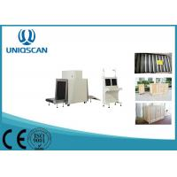 Quality High Resolution Airport Baggage Scanner Multiple Size For Security Inspection for sale