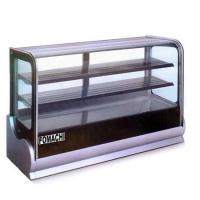 Quality Cake Showcase Glass Door Display Showcase Counter Top Cake Showcase FMX-MD61C for sale