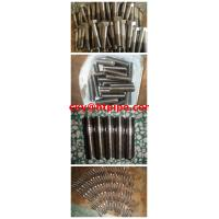 Quality 2507( F53/S32750) stainless steel fasteners full threaded rod 2205 (F51/S31803) for sale