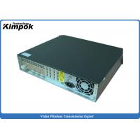 Quality Vehicle Remote SD Transmitter 30W Long Distance Wireless Image Sender 2-8 Watt for sale