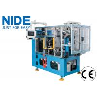 Buy Automatic Production Stator Motor Winding Machine High Efficiency For Coil Lacing at wholesale prices