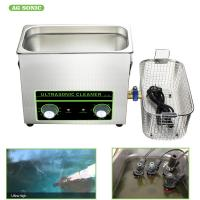 Quality Durable Ultrasonic Dental Cleaning Machine Stainless Steel Tank For Car Parts for sale