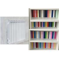 Buy Electrostatic Spray Radiator Powder Coating Paint Epoxy Polyester Resin Material at wholesale prices