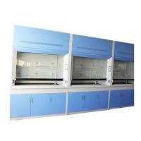Quality Standard Size Laboratory Ventilation Hoods With Oval Shaped PP Cup Sink for sale