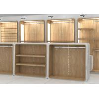 Quality MDF Veneer Wood Children'S Store Fixtures Decorated With Nice LED Lighting for sale