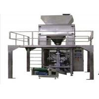 Quality Vertical Automatic Pouch Packing Machine , Tea Bag Packing Machine PLC Control for sale