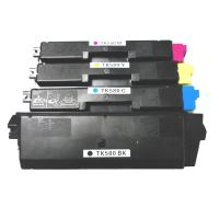 Quality Compatible Kyocera Color Toner Cartridges TK-580 CMYK for sale