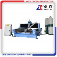 China 4 axis Stone machine for engraving cutting with YASKAWA servo system ZK-1325 on sale