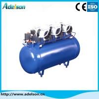 Buy cheap Dental air compressors one for three dental unit from wholesalers