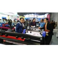 Quality Advertising Cutter Plotter Machine Low Noise With Grit Feed Roller for sale