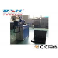 Quality Handle Automatic Laser Marking Machine For Metal Watches Camera Fiber Laser Source for sale