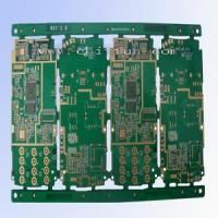 Quality PCB/ HDI Mobile Phone Board (CTE-105) for sale