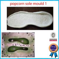Quality Popcorn Material Sports Shoe Sole Mold High Strength Stable Performance for sale