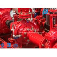 Quality High Precision End Suction Fire Pump 115PSI 500usgpm For Fire Fighting for sale