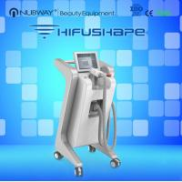 Quality the first generation vertical HIFUSHAPE body slimming machine transrectal ultrasound for sale