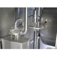 Buy cheap Split Type Semi Automatic CIP Cleaning System 3TPH SUS304 Producttion Line Washer from wholesalers
