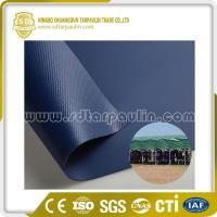Buy cheap High Density Sunshade Protect PVC Coated Fabric from wholesalers