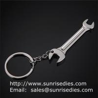 Quality Metal tool lever key ring, metal wrench lever tool key holder keychains wholesale, for sale