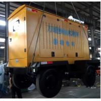 Quality 1500RPM Mobile Power Generator 150KVA With Yuchai Engine 6L Cylinder for sale