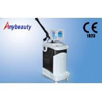 Quality Medical Laser Beauty Machine Vertical CO2 Fractional Wrinkle Removal for sale