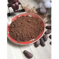Quality Healthy High Fat Cocoa Powder Free Flowing Brown Powder For Confectionery for sale