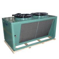 Quality Stable Performance Air Cooled Chiller Plastic Sprayed Surface Long Work Life for sale