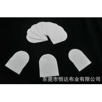 Quality Washable Cotton Non Woven Fabric Products Disposable Makeup Pad Facial Removal for sale