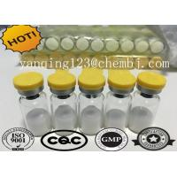China People'S Injectable Peptides , Growth Hormone Peptides GHRP-6 Purity 98% on sale