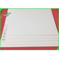 Quality Grade A 500gsm C1S White Coated Ivory Board Paper High Smoothness for sale