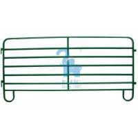 Buy Temporary Metal Corral Fence Profile Powder Coated Metal Pipe Animal Fencing Panels at wholesale prices