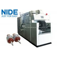 Quality Compact design Trickle Impregnating Machine For small motor armatures for sale