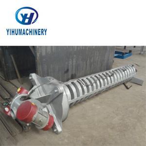 Quality 220V Industrial Bucket Elevators Pellet Granule Helix Vertical Vibrating Spiral Conveyor for sale