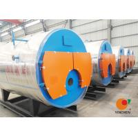 Quality Horizontal Oil Fired Hot Water Boiler Automation Adjustment Methods for sale