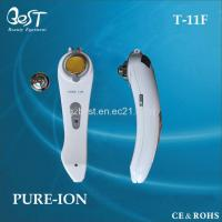 Quality Portable Ionic Facial Skin Care Beauty Instrument for sale