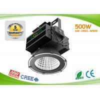 Quality IP 65 Dust Free 500w Cree LED High Bay Lights Led 50000lm CRI Over 80RA for sale