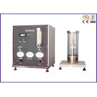 Quality LCD Diaplay Limiting Oxygen Index Test Apparatus For Plastic / Rubber for sale