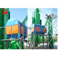 Quality Seeds Rotary Grain Cleaner Machine For Raw Wheat Pre Cleaning 1.1 - 4kw Engine Power for sale