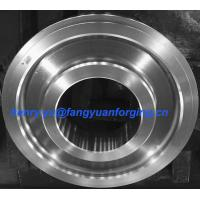Quality Forged  wheel and Steel Forging Rough Hub Alloy Steel 4130 , 4140 , 8620 , 42CrMo4 , 34CrNiMo6 , 18CrNiMo7-6 for sale