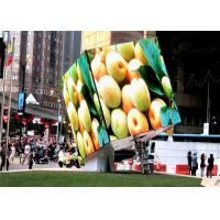 Buy SMD3535 LED Flat Panel Displays P10 with Plug to Play  6mm Pixel Pitch at wholesale prices